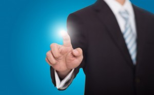 blurred-businessman-with-bright-finger_1112-275
